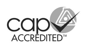 CAP certified lab